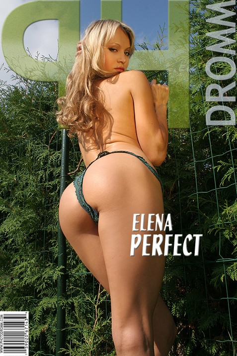 Elena - `Perfect` - by Filippo Sano for PHOTODROMM ARCHIVES