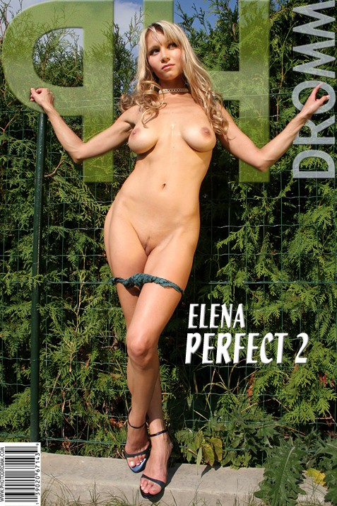 Elena - `Perfect 2` - by Filippo Sano for PHOTODROMM ARCHIVES