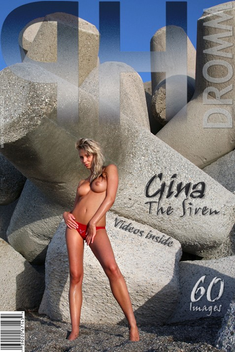Gina - `The Siren` - by Filippo Sano for PHOTODROMM ARCHIVES