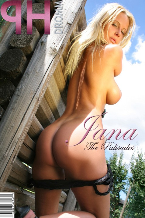 Jana - `The Palisades` - by Filippo Sano for PHOTODROMM ARCHIVES
