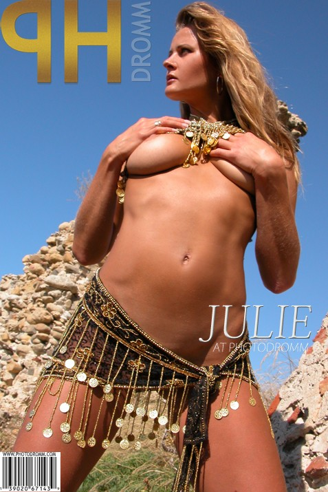 Julie - by Filippo Sano for PHOTODROMM ARCHIVES