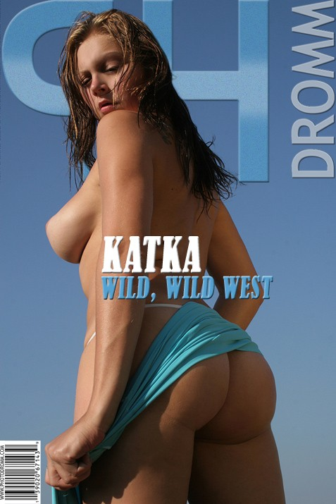 Katka - `Wild,Wild West` - by Filippo Sano for PHOTODROMM ARCHIVES