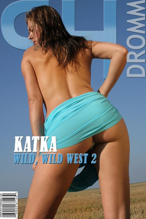 Katka - `Wild,Wild West 2` - by Filippo Sano for PHOTODROMM ARCHIVES