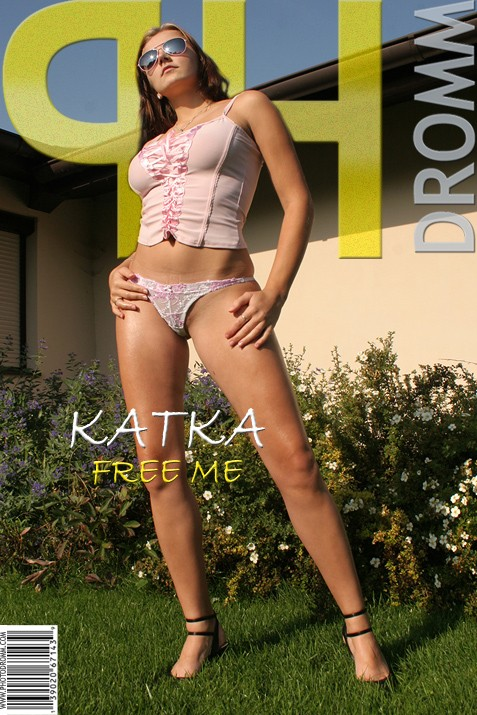 Katka - `Free Me` - by Filippo Sano for PHOTODROMM ARCHIVES