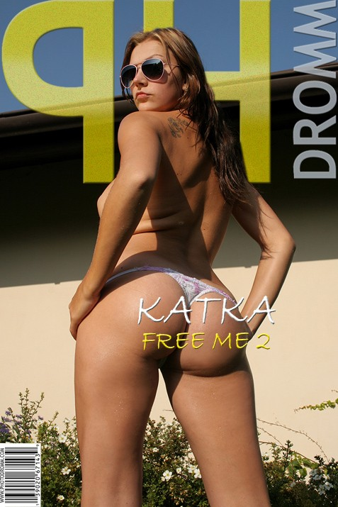 Katka - `Free Me 2` - by Filippo Sano for PHOTODROMM ARCHIVES