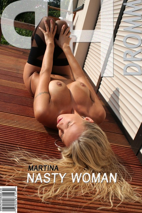 Martina - `Nasty Woman` - by Filippo Sano for PHOTODROMM ARCHIVES