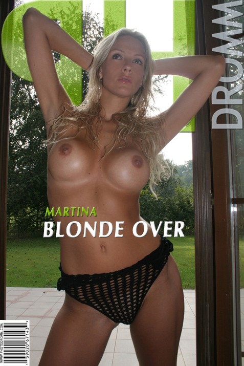 Martina - `Blonde Over` - by Filippo Sano for PHOTODROMM ARCHIVES