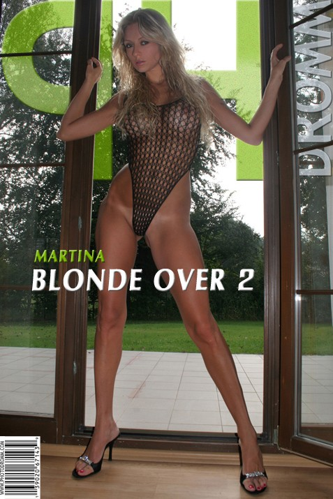 Martina - `Blonde Over 2` - by Filippo Sano for PHOTODROMM ARCHIVES