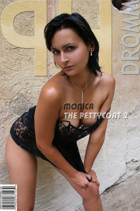 Monica - `The Pettycoat 2` - by Filippo Sano for PHOTODROMM ARCHIVES