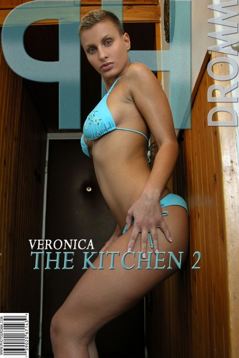 Veronica - `The Kitchen 2` - by Filippo Sano for PHOTODROMM ARCHIVES