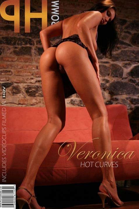 Veronica - `Hot Curves` - by Filippo Sano for PHOTODROMM ARCHIVES
