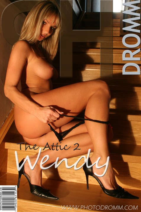 Wendy - `The Attic 2` - by Filippo Sano for PHOTODROMM ARCHIVES
