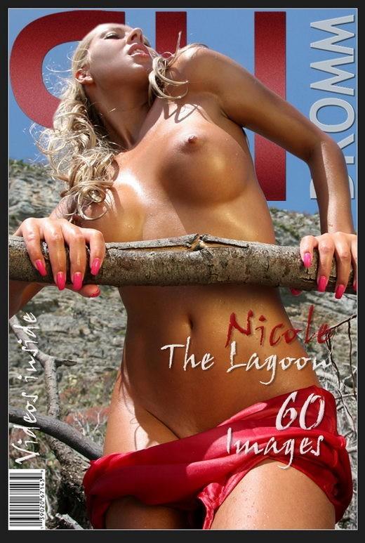 Nicole - `The Lagoon` - by Filippo Sano for PHOTODROMM