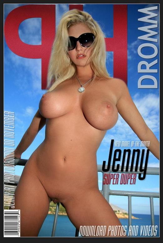 Jenny - `Super Duper` - by Filippo Sano for PHOTODROMM