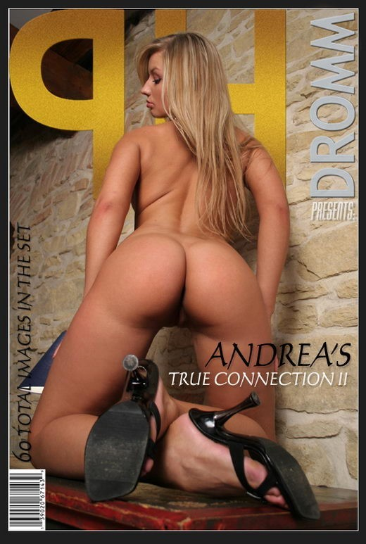 Andrea - `True Connection II` - by Filippo Sano for PHOTODROMM