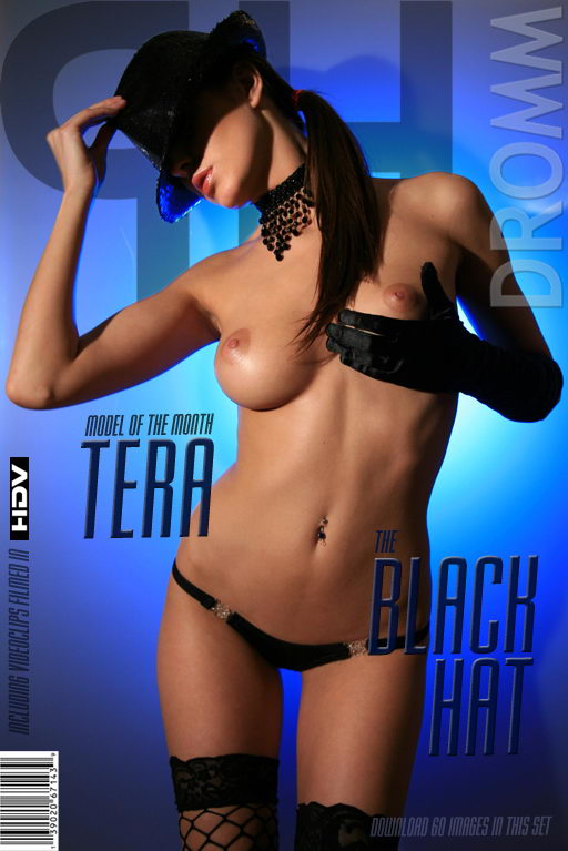 Tera - `Black Hat` - by Filippo Sano for PHOTODROMM