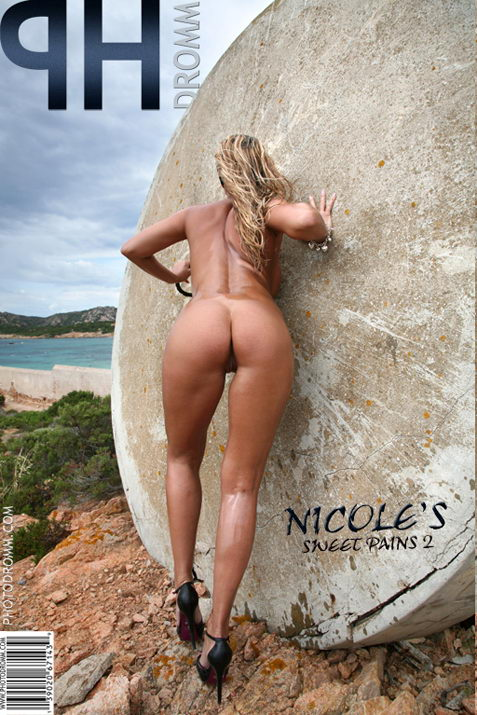 Nicole - `Sweet Pains 2` - by Filippo Sano for PHOTODROMM
