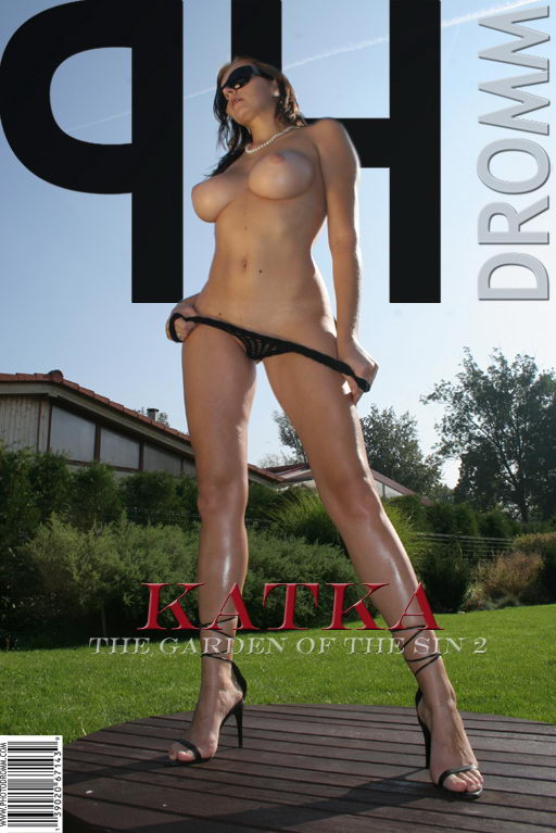 Katka - `The Garden of the Sin 2` - by Filippo Sano for PHOTODROMM