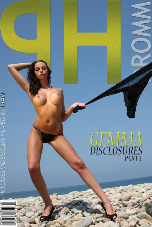 Gemma - `Disclosures - Part 3` - by Filippo Sano for PHOTODROMM