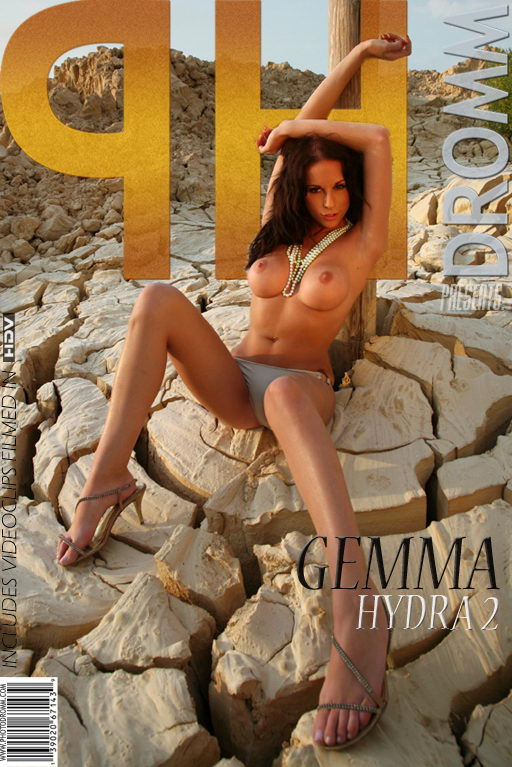Gemma - `Hydra 2` - by Filippo Sano for PHOTODROMM