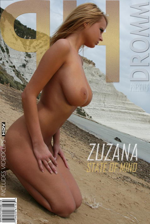 Zuzana - `State of Mind` - by Filippo Sano for PHOTODROMM