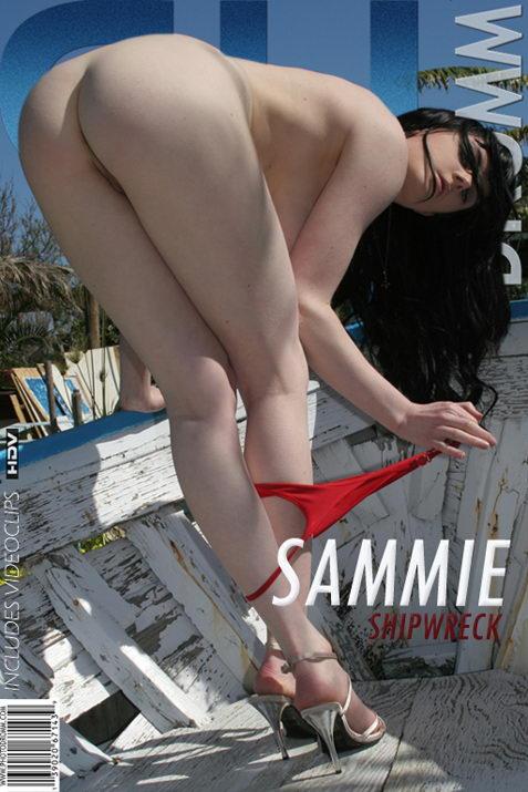 Sammie - `Shipwreck` - by Filippo Sano for PHOTODROMM
