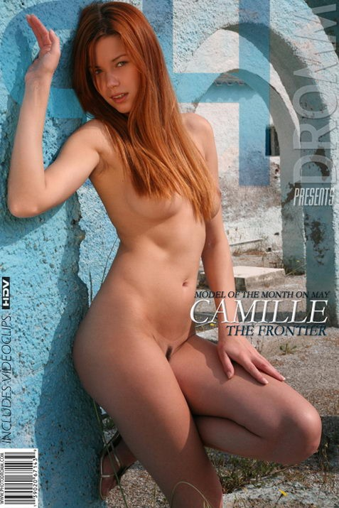 Camille - `The Frontier` - by Filippo Sano for PHOTODROMM