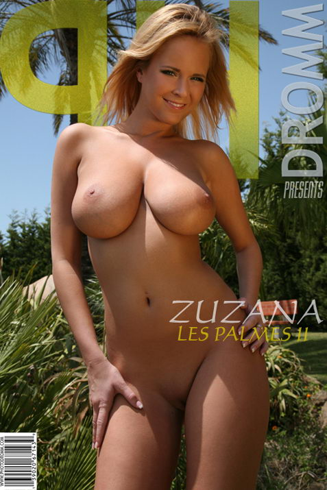 Zuzana - `Les Palmas II` - by Filippo Sano for PHOTODROMM