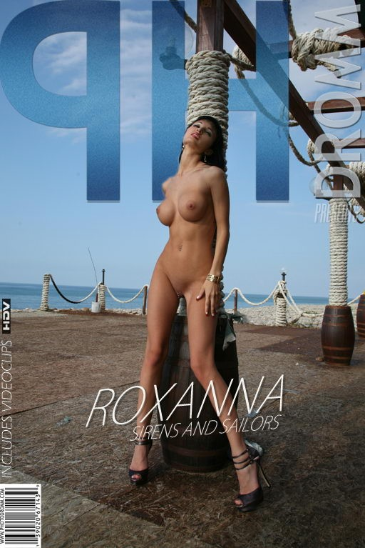Roxanna - `Sirens and Sailors` - by Filippo Sano for PHOTODROMM