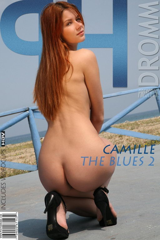 Camille - `The Blues 2` - by Filippo Sano for PHOTODROMM