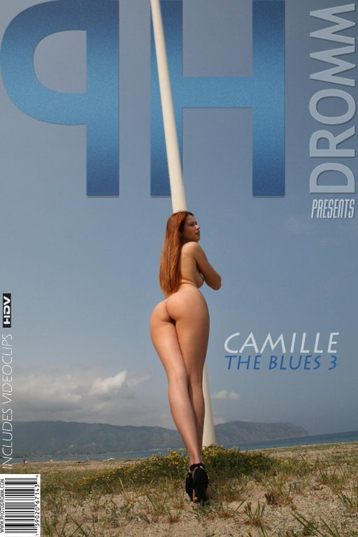 Camille - `The Blues 3` - by Filippo Sano for PHOTODROMM