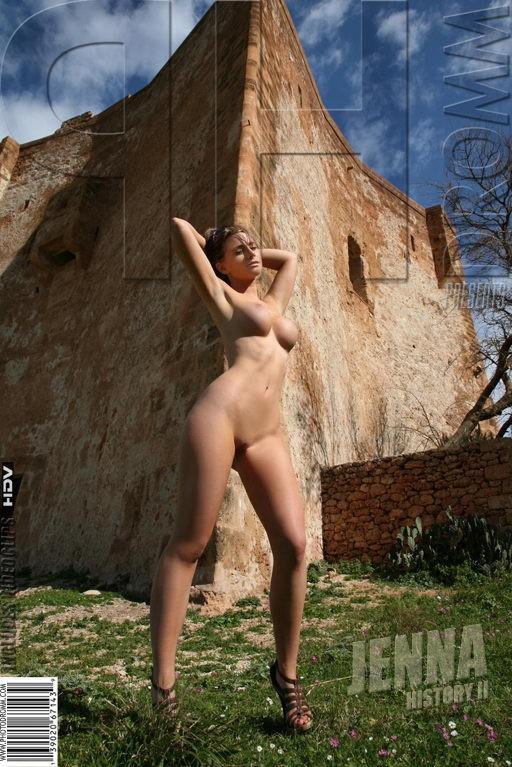 Jenna - `History II` - by Filippo Sano for PHOTODROMM