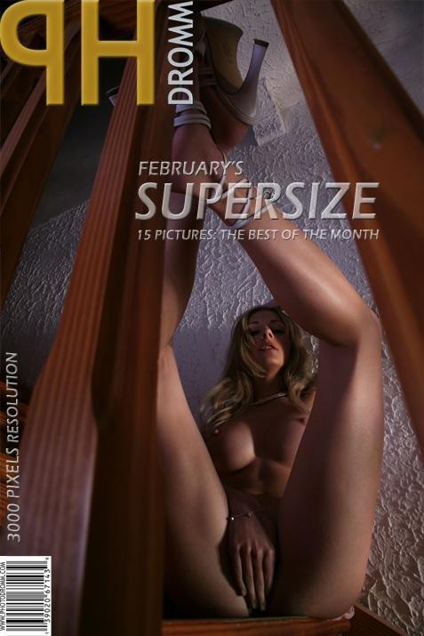 `February Supersize` - by Filippo Sano for PHOTODROMM