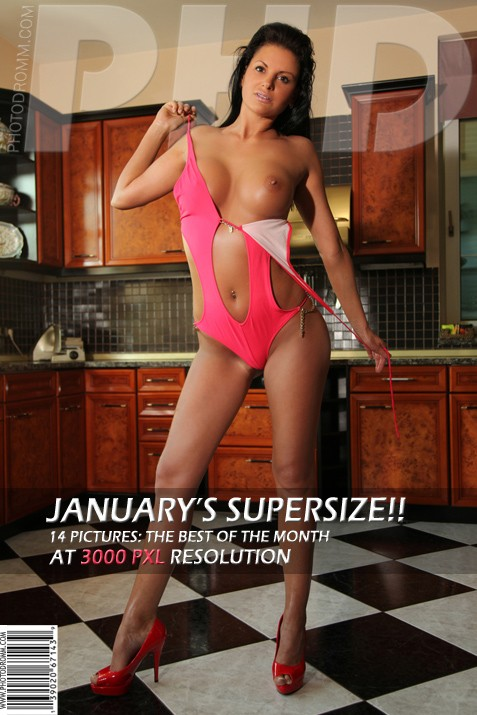 `January Supersize` - by Filippo Sano for PHOTODROMM