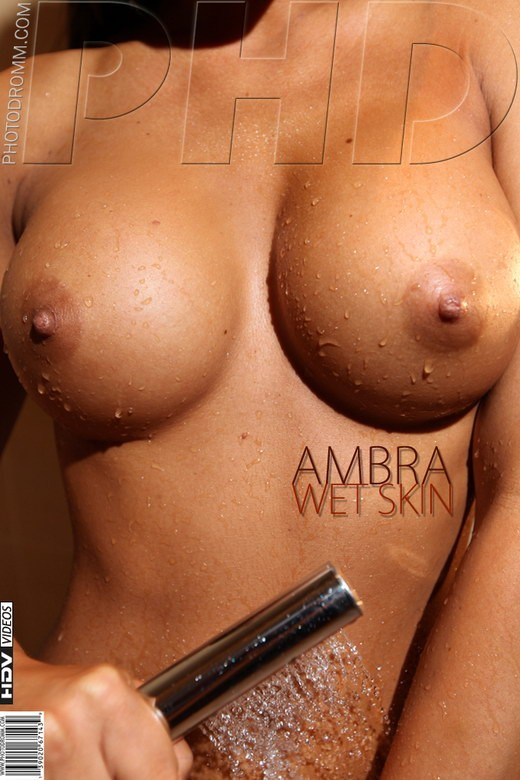 Ambra - `Wet Skin` - by Filippo Sano for PHOTODROMM