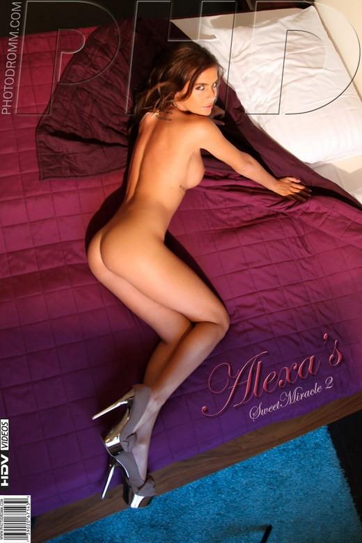 Alexa - `Sweet Miracle 2` - by Filippo Sano for PHOTODROMM