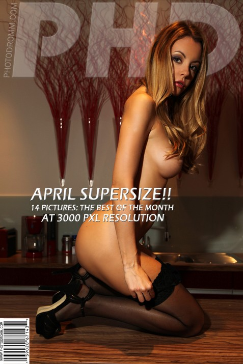 `April Supersize` - by Filippo Sano for PHOTODROMM