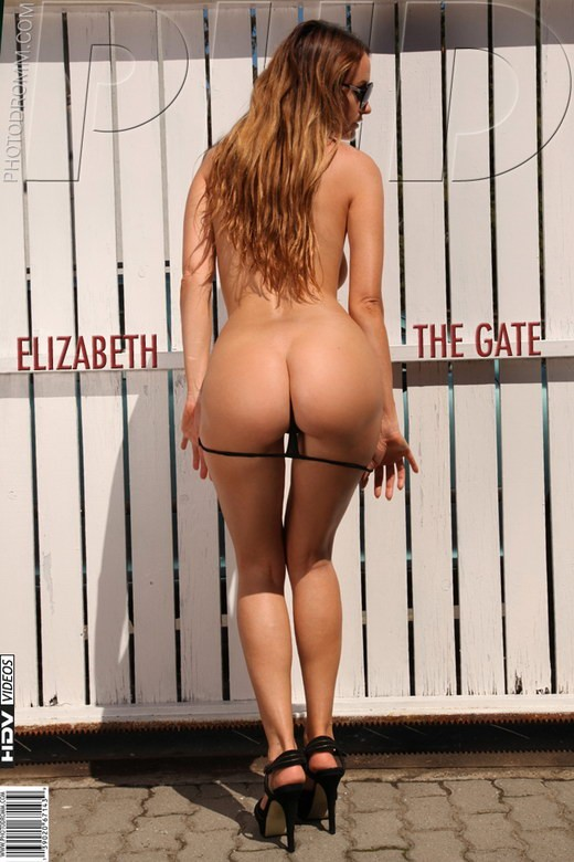 Elizabeth - `The Gate` - by Filippo Sano for PHOTODROMM
