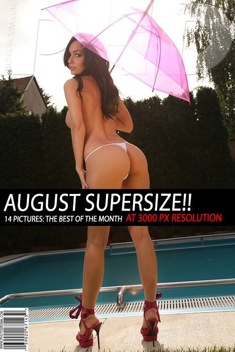 `August Supersize` - by Filippo Sano for PHOTODROMM