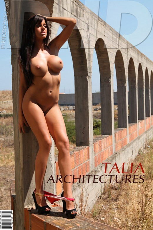 Talia - `Architectures` - by Filippo Sano for PHOTODROMM