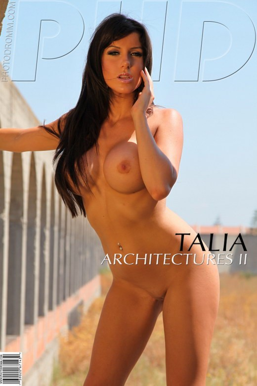 Talia - `Architectures II` - by Filippo Sano for PHOTODROMM