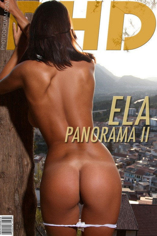 Ela - `Panorama II` - by Filippo Sano for PHOTODROMM