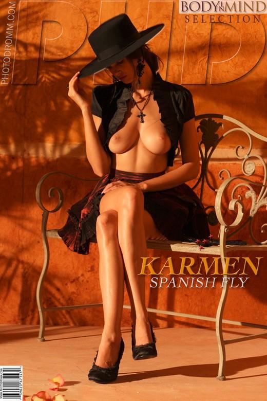 Karmen - `Spanish Fly` - by Filippo Sano for PHOTODROMM