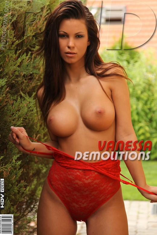 Vanessa in Demolitions gallery from PHOTODROMM by Filippo Sano