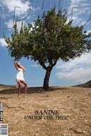 Janine in Under the Tree gallery from PHOTODROMM by Filippo Sano
