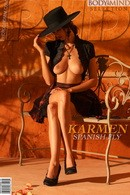 Karmen in Spanish Fly gallery from PHOTODROMM by Filippo Sano