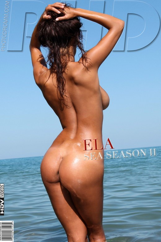 Ela - `Sea Season II` - by Filippo Sano for PHOTODROMM