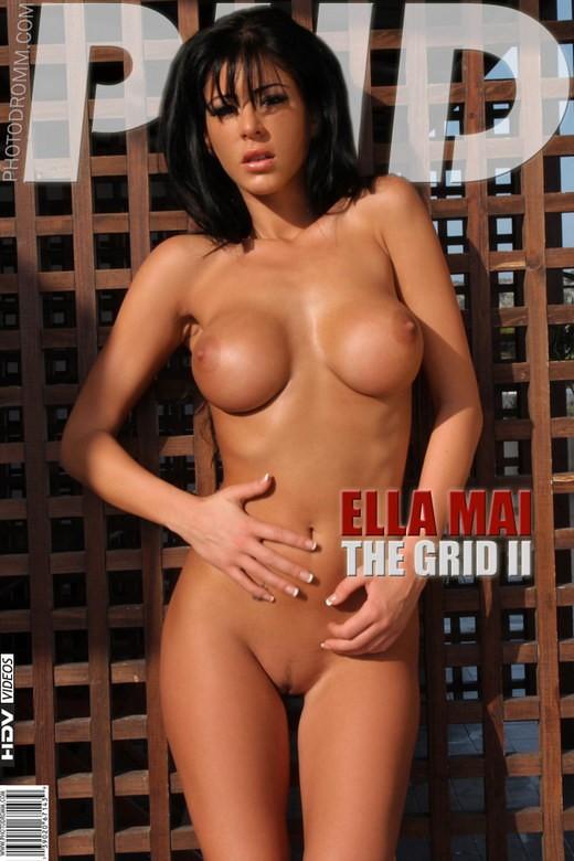 Ella Mai - `The Grid II` - by Filippo Sano for PHOTODROMM