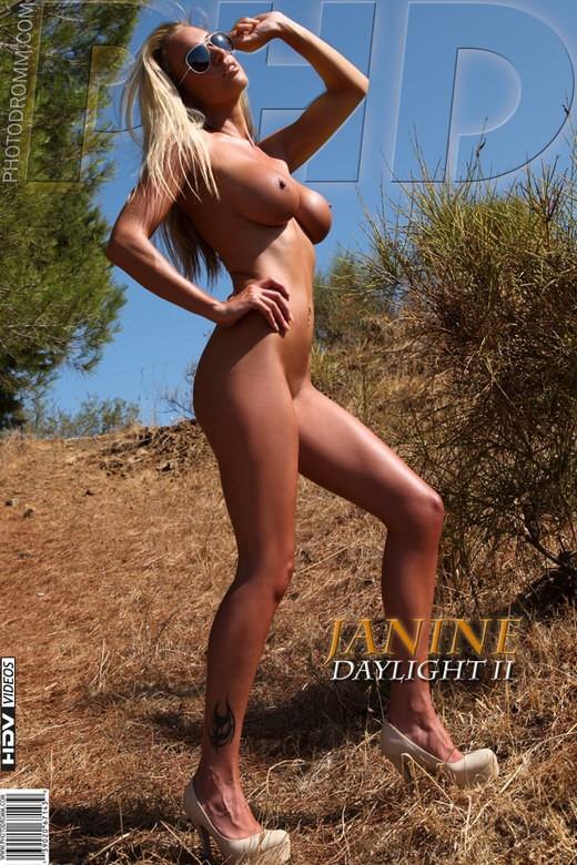 Janine - `Daylight II` - by Filippo Sano for PHOTODROMM