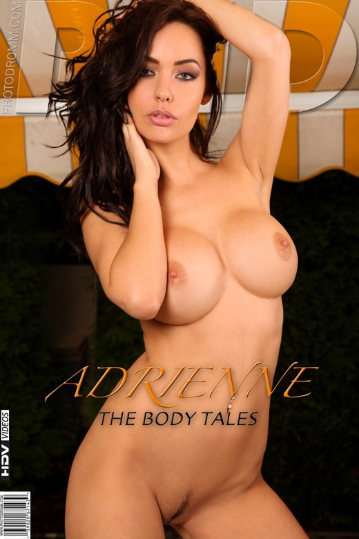 Adrienne - `The Body Tales` - by Filippo Sano for PHOTODROMM